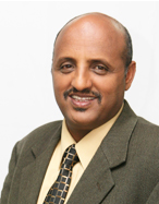 Tewolde Gebremariam, Chief Executive Officer