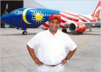 Air Asia CEO, Tony Fernandes