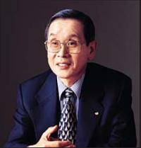 Asiana Airlines CEO, Chan Buk Park