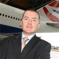 British Airways CEO, Willie Walsh