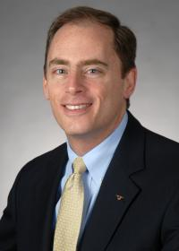 Delta Air Lines Senior VP and CFO, Hank Halter