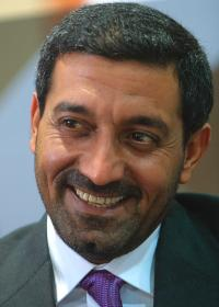 Emirates CEO, Sheikh Ahmed bin Saeed Al Maktoum