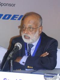 Jet Airways Executive Director, Saroj Datta