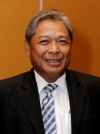 Philippine Airlines President, Jaime Bautista
