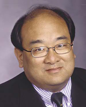 GECAS President and CEO, Norman Liu